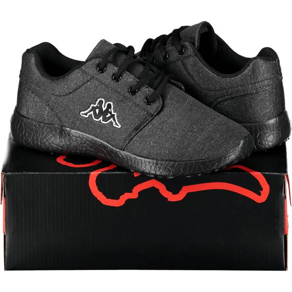 Kappa So Murcia Tennarit BLACK (Sizes: 39)