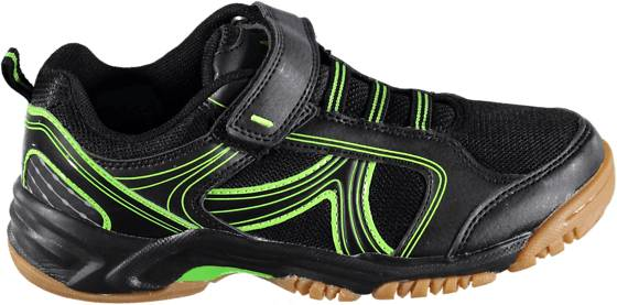 X Ttl Mailapelit X Ttl So Pfc Indoorii Jr BLACK/ LIME (Sizes: 28)