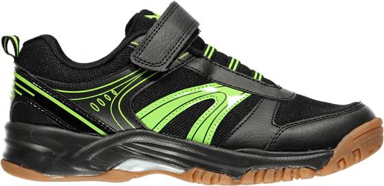 X Ttl Mailapelit X Ttl So Indoor Court Jr BLACK/LIME (Sizes: 36)