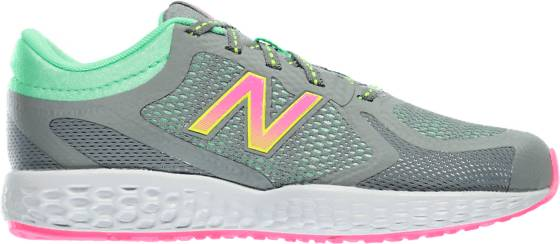New Balance Juoksu- & treenikengät New Balance So M720 G Jr GREY/PINK/GREEN (Sizes: 33)