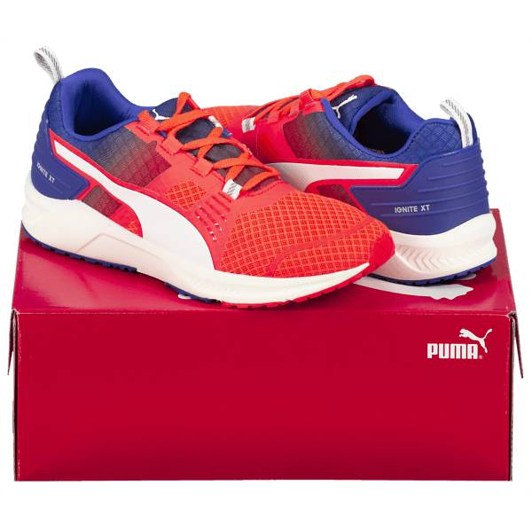 Puma Juoksu- & treenikengät Puma So Ignite Xt V2 W RED (Sizes: UK 4.5)