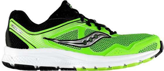 Saucony Juoksu Saucony So Cohesion 10 M GREEN/BLACK (Sizes: US 7.5)
