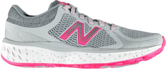 New Balance So 720 W Juoksu GREY/PINK (Sizes: US 6.5)