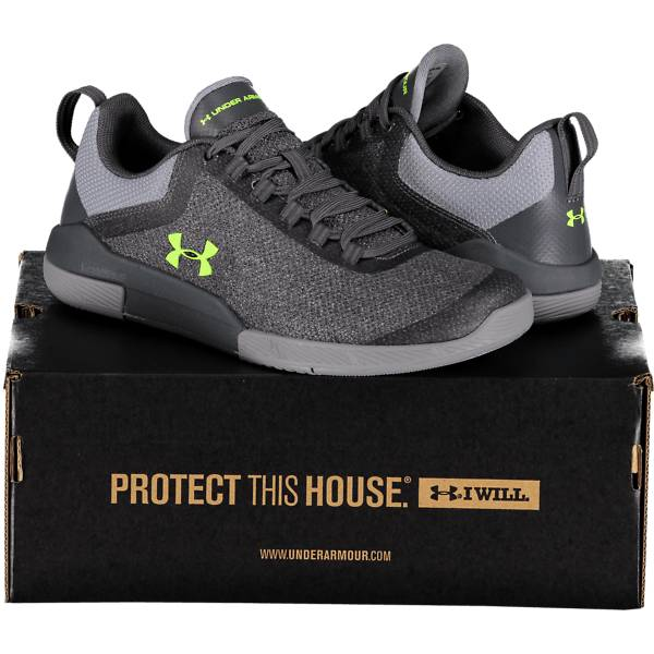 Under Armour So Charge Legend W Treeni GREY (Sizes: US 8)