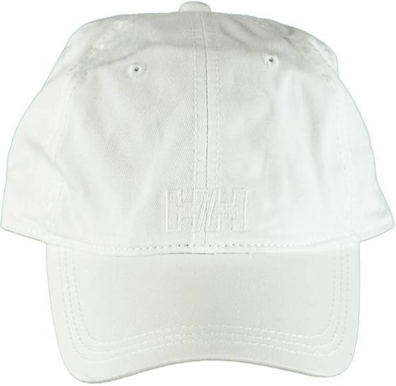 Helly Hansen Lippikset Helly Hansen So Hh Logo Cap WHITE (Sizes: No Size)