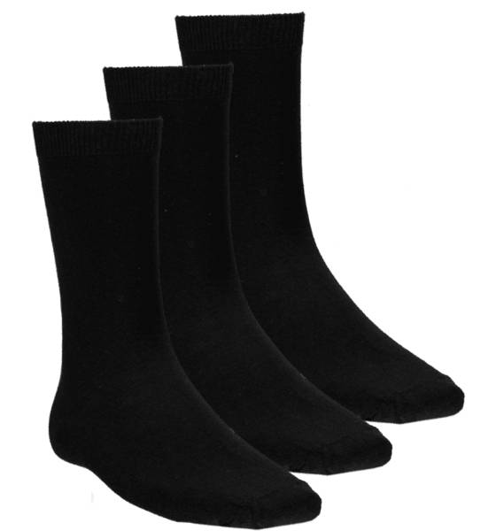 X Ttl Alusvaatteet X Ttl So 3-pack Merino BLACK (Sizes: 43-46)