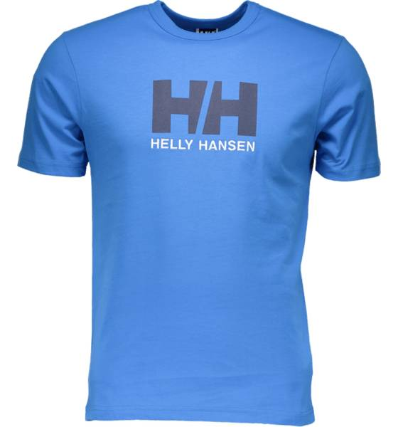Helly Hansen T-paidat Helly Hansen So Logo Ss Tee M RACER BLUE (Sizes: S)