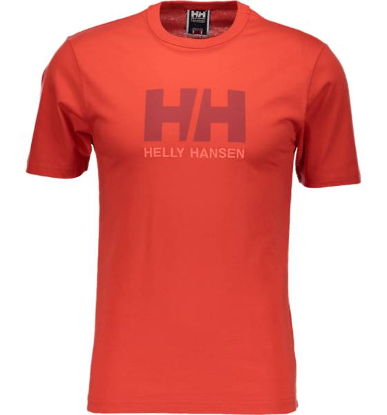Helly Hansen T-paidat Helly Hansen So Logo Ss Tee M MELT DOWN RED (Sizes: XL)