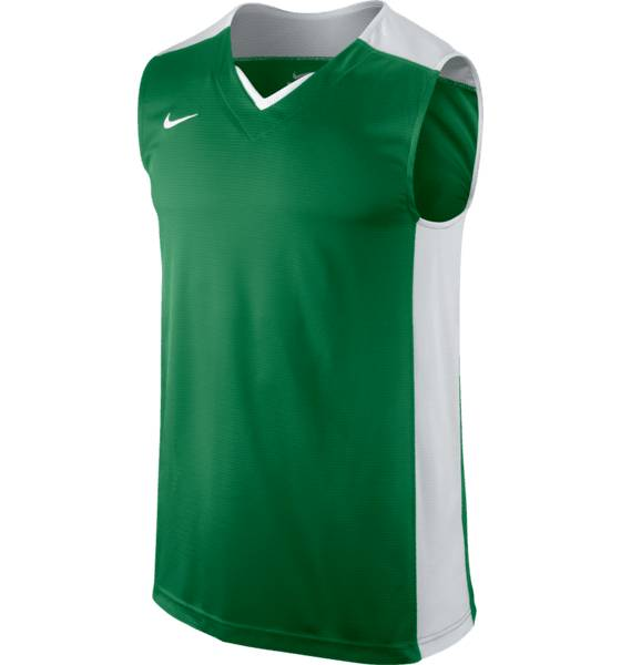Nike Post Up Sleeveless T-paidat GREEN / WHITE (Sizes: S)