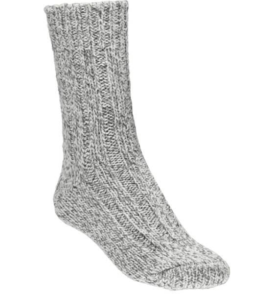 Tribute Alusvaatteet Tribute So 1p Ragge Sock DK GREY MELANGE (Sizes: 40-42)