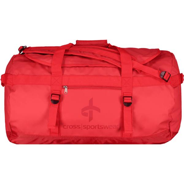 Cross Sportswear So Duffelbag 55l Outdoor RED (Sizes: One size)