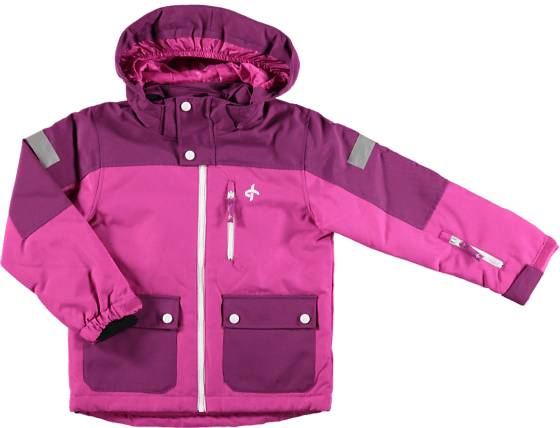 Cross Sportswear Takit Cross Sportswear So Game On Jkt Jr FUCHSIA/ DK FUCHSI (Sizes: 160)