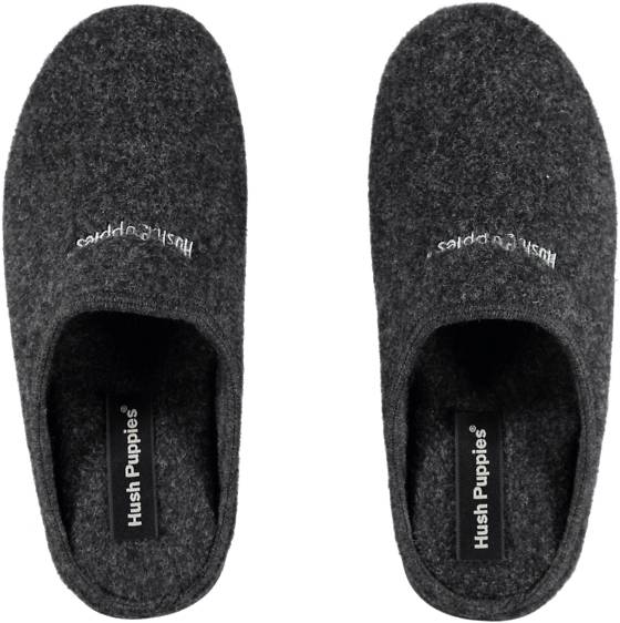 Hush Puppies So Filt Slip On M Sandaalit BLACK (Sizes: 42)