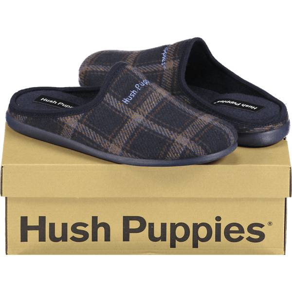 Hush Puppies So Filt Slip On M Sandaalit MARINO (Sizes: 43)