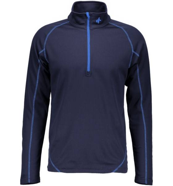Cross Sportswear So Warm 1/2 Zip M Aluskerrastot DARK NAVY/BLUE (Sizes: XXL)
