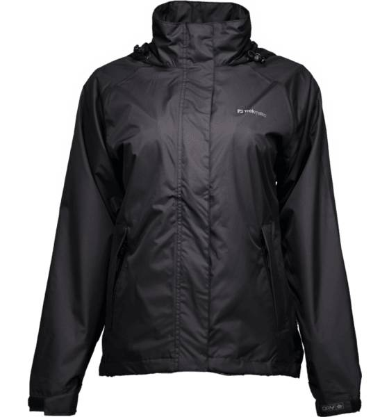 Trekmates Takit Trekmates So Dry Jacket W BLACK (Sizes: L)