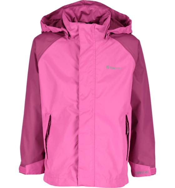 Trekmates So Dry Jacket Jr Sadevaatteet ROSE/FUCHSIA RED (Sizes: 158-164)