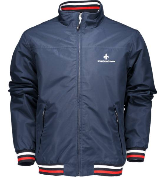 Cross Sportswear So Bay Jkt M Takit NAVY (Sizes: S)