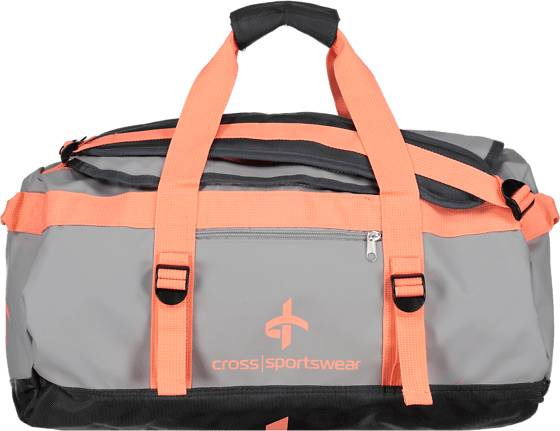 Cross Sportswear So Duffelbag 35l Outdoor GREY/CORALL (Sizes: One size)