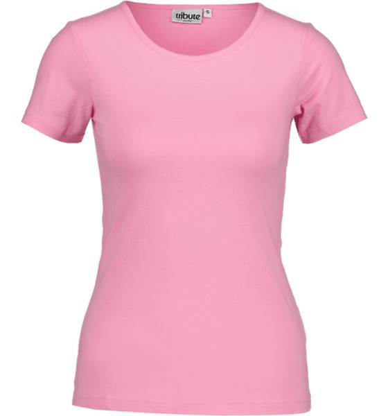 Tribute Topit Tribute So Pfc Tee W LIGHT PINK (Sizes: S)
