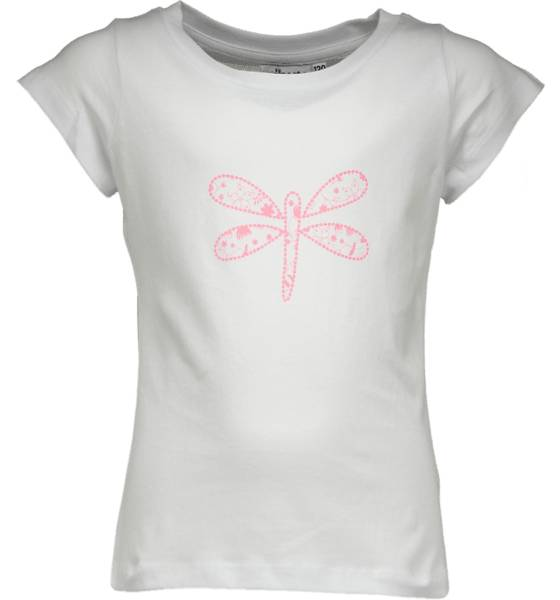 Tribute So Print Tee G Jr T-paidat & topit BUTTERFLY WHITE (Sizes: 130)