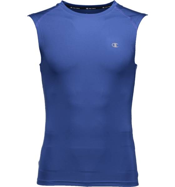 Champion So Muscle Tee M T-paidat DEEP SEA BLUE (Sizes: L)