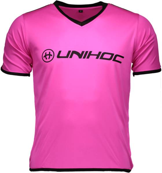 Unihoc So Oslo Tee M T-paidat NEON PINK (Sizes: S)