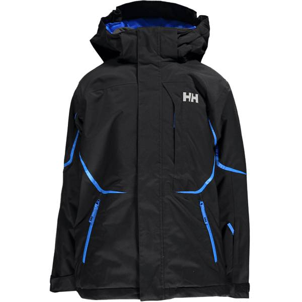 Helly Hansen Takit Helly Hansen So Falcon Jkt Jr BLACK (Sizes: 8)