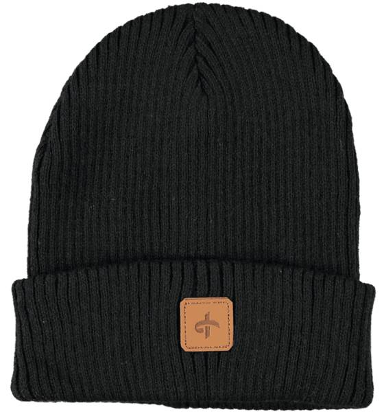 Cross Sportswear So Basic Beanie Pipot & huivit BLACK (Sizes: No Size)