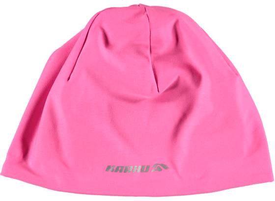 Karhu Pipot & huivit Karhu So Run Beanie U PINK LIGHTNING (Sizes: One size)