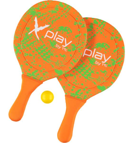 Brand-x Pihapelit Brand-x So Neo Beachtennis NEON GREEN/ORANGE (Sizes: One size)