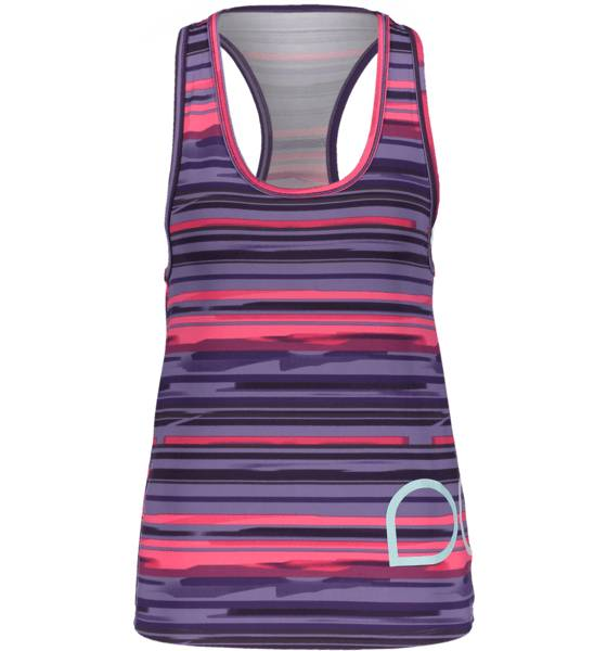 Drop Of Mindfulness Topit Drop Of Mindfulness So Rose B Rb W STRIPE PINK (Sizes: XS)