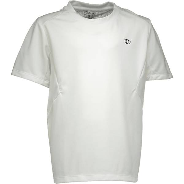 Wilson T-paidat & topit Wilson So Greatget Crew B WHITE/WHITE (Sizes: S)