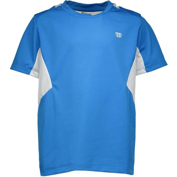 Wilson So Greatget Crew B T-paidat & topit POOL/WHITE (Sizes: S)