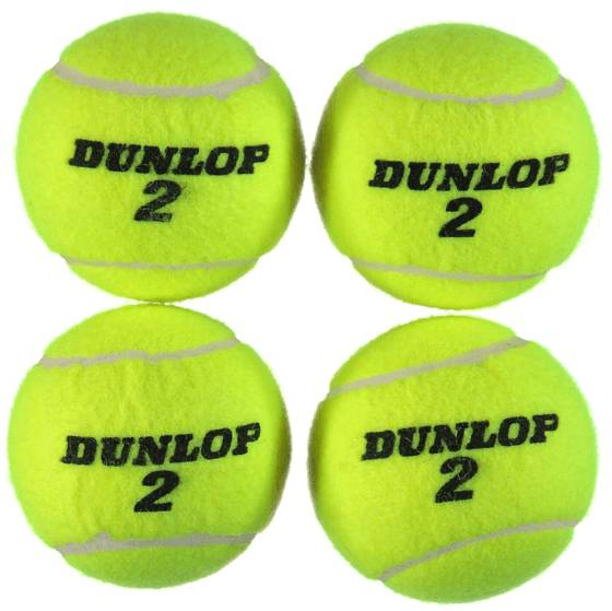 Dunlop Mailapelit Dunlop Club Allcourt 4-b YELLOW (Sizes: No Size)