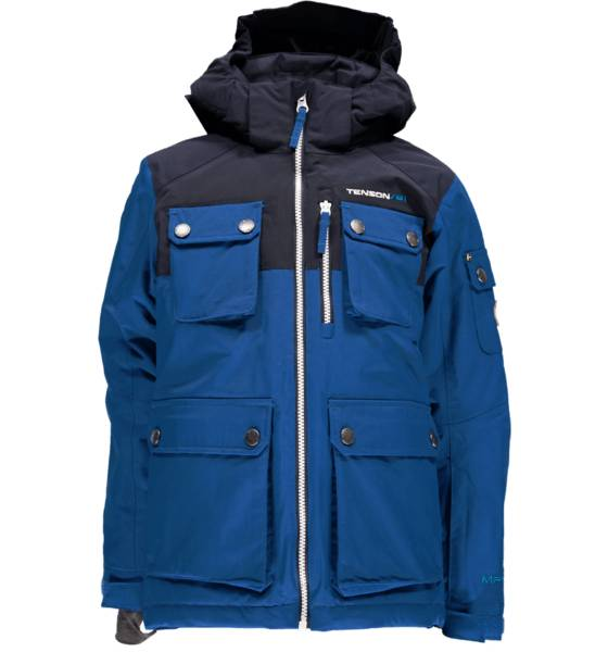 Tenson Takit Tenson Solar Jkt B Jr BLUE (Sizes: 134-140)