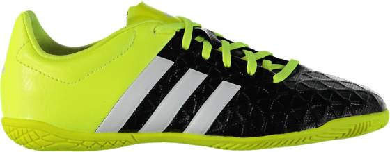 Adidas Jalkapallo Adidas So Ace 15.4 In Jr CBLACK/FTWWHT/S (Sizes: 3)