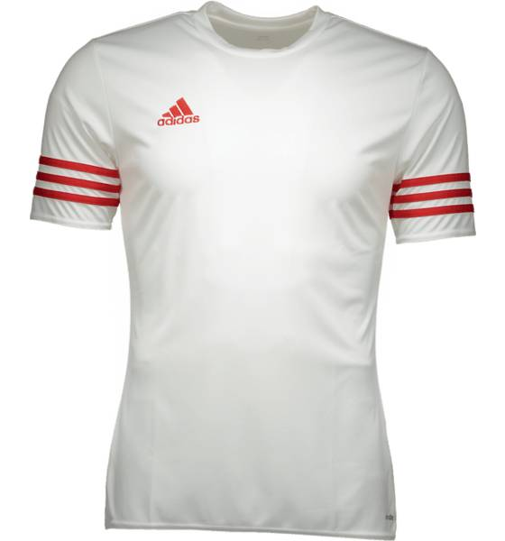 Adidas So Entrada Jsy M T-paidat WHITE (Sizes: XXL)