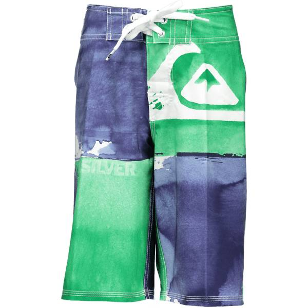Quiksilver So New Harbor Jr Uima-asut FIELD GREEN (Sizes: 10)