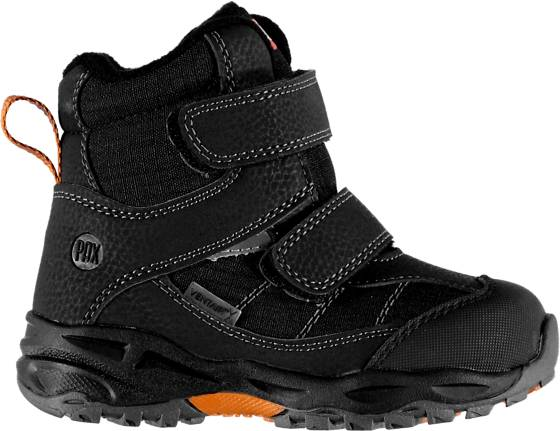 Pax Varsikengät & saappaat Pax So Mount Winter Jr BLACK/ORANGE (Sizes: 28)