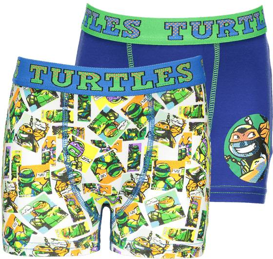 Turtles Alusvaatteet Turtles So 2 Pack Box Turtles NAVY (Sizes: 98-104)