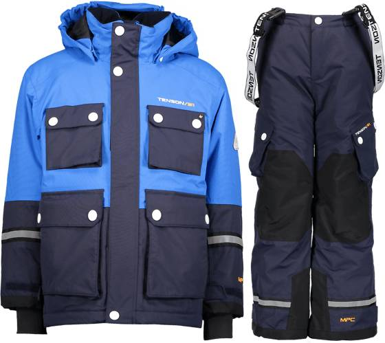 Tenson Takit Tenson So Breezy Set Jr BLUE (Sizes: 86-92)
