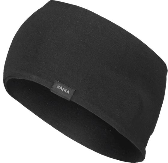 Sätila Pipot & huivit Sätila So Jersey Headband BLACK (Sizes: No Size)