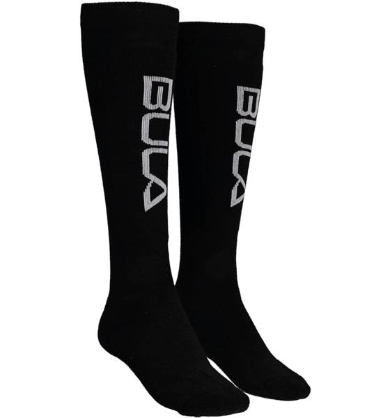 Bula Alusvaatteet Bula So Brand Skisock M BLACK (Sizes: S)