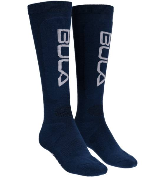 Bula Alusvaatteet Bula So Brand Skisock M NAVY (Sizes: S)