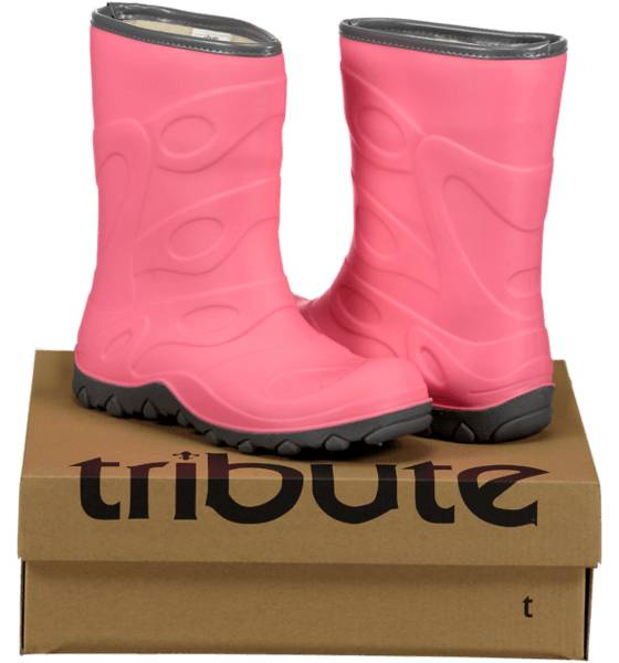 Tribute So Frost Boot Ii Varsikengät & saappaat PINK (Sizes: 28)