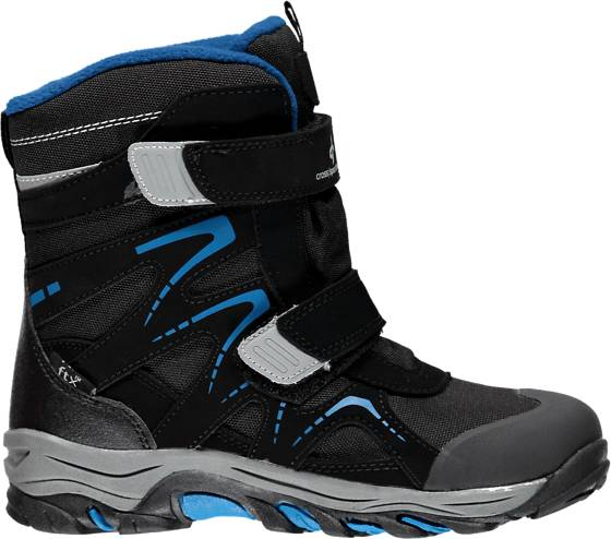 Cross Sportswear So Game On Boot Ii Varsikengät & saappaat BLACK/BLUE (Sizes: 27)