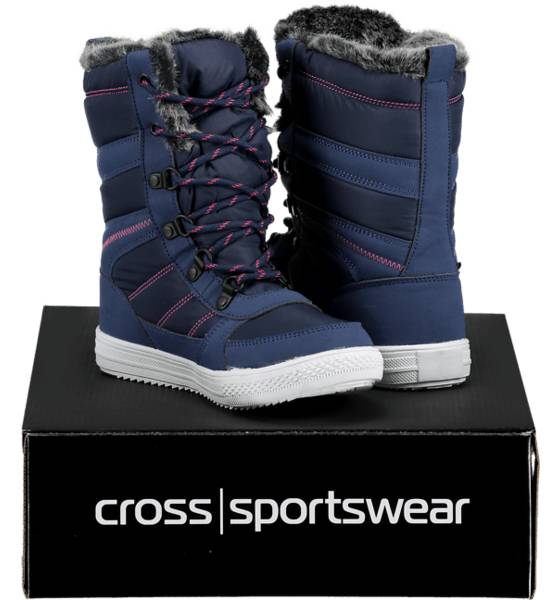 Cross Sportswear So Bergen G Jr Varsikengät & saappaat BLUE (Sizes: 35)