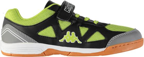 Kappa So Hartis Ind Jr Jalkapallokengät GRREN LIME/ BLACK (Sizes: 28)