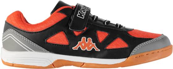 Kappa So Hartis Ind Jr Jalkapallokengät ORANGE/BLACK (Sizes: 28)